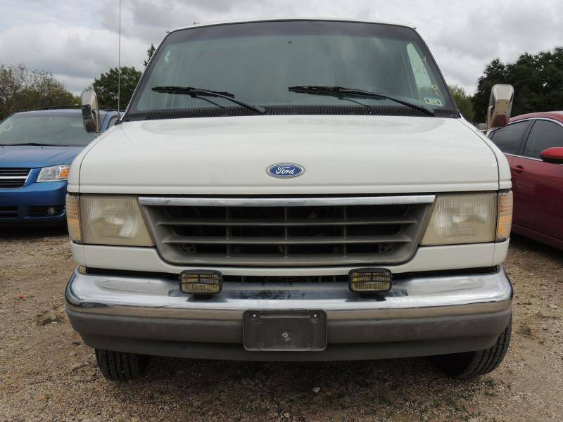 1992 Ford E-250 for sale in San Antonio, TX