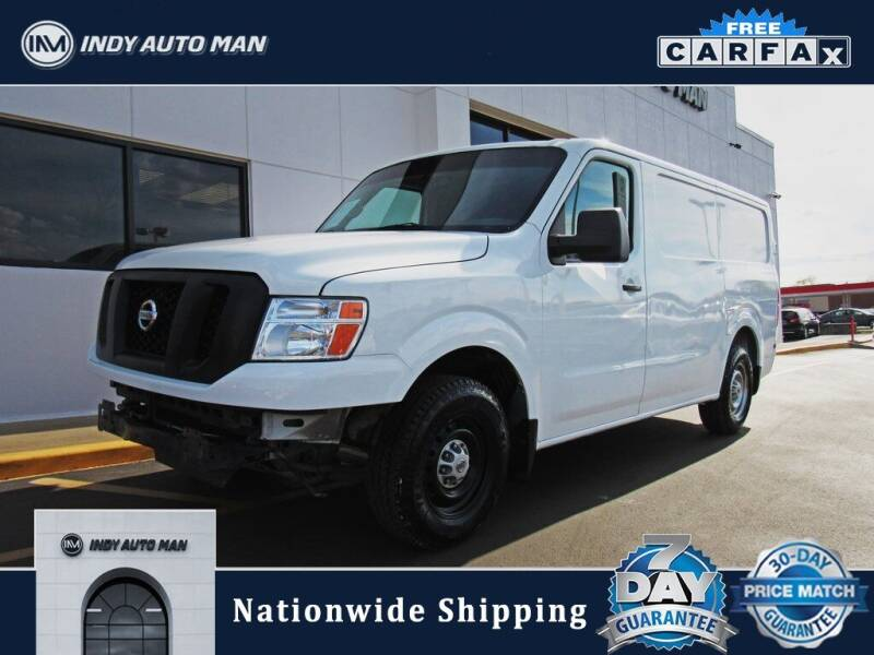 2016 Nissan NV Cargo for sale in Indianapolis, IN