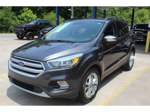 2018 Ford Escape for sale at Inline Auto Sales in Fuquay Varina NC