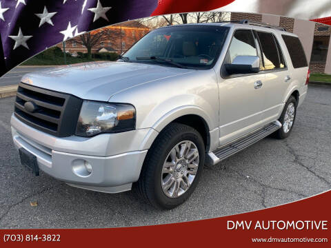 2011 Ford Expedition for sale at DMV Automotive in Falls Church VA