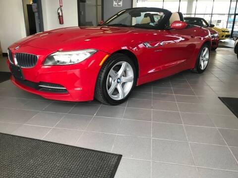 2014 BMW Z4 for sale at TOWNE AUTO BROKERS in Virginia Beach VA