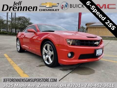 2010 Chevrolet Camaro for sale at Jeff Drennen GM Superstore in Zanesville OH