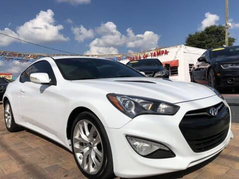 2015 Hyundai Genesis Coupe for sale at Cars of Tampa in Tampa FL
