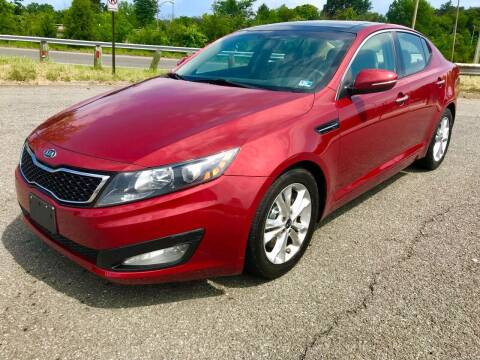 2011 Kia Optima for sale at Mid Atlantic Truck Center in Alexandria VA