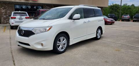 2013 Nissan Quest for sale at WHOLESALE AUTO GROUP in Mobile AL