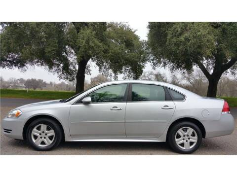 2011 Chevrolet Impala for sale at KARS R US in Modesto CA
