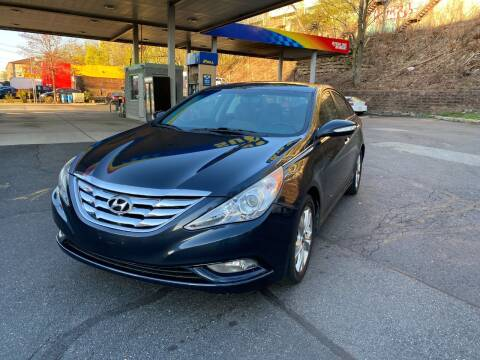 2011 Hyundai Sonata for sale at Exotic Automotive Group in Jersey City NJ