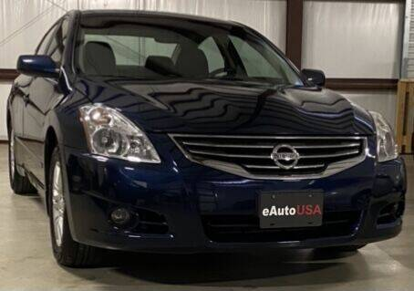 2012 Nissan Altima for sale at eAuto USA in New Braunfels TX