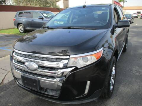 2013 Ford Edge for sale at F & A Car Sales Inc in Ontario CA