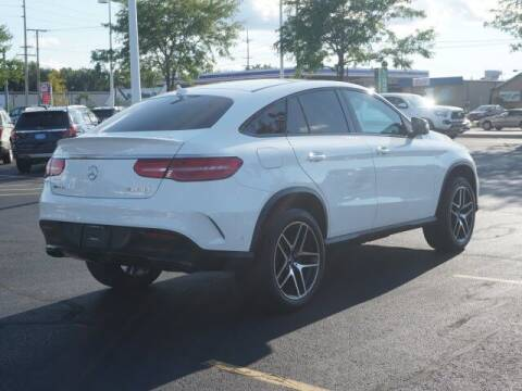 2019 Mercedes-Benz GLE for sale at BASNEY HONDA in Mishawaka IN