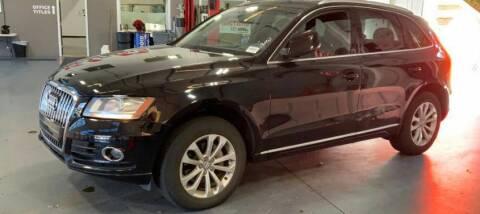 2014 Audi Q5 for sale at Klassic Cars in Lilburn GA