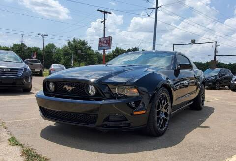 2014 Ford Mustang for sale at International Auto Sales in Garland TX