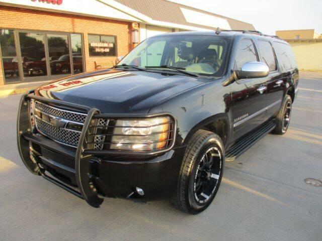 2012 Chevrolet Suburban for sale at Eden's Auto Sales in Valley Center KS