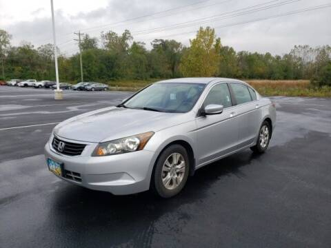2010 Honda Accord for sale at White's Honda Toyota of Lima in Lima OH