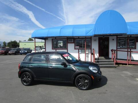 2013 MINI Countryman for sale at Jim's Cars by Priced-Rite Auto Sales in Missoula MT