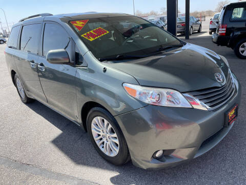 2014 Toyota Sienna for sale at Top Line Auto Sales in Idaho Falls ID