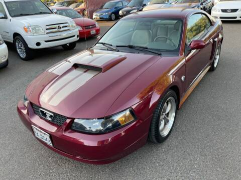 2004 Ford Mustang for sale at C. H. Auto Sales in Citrus Heights CA