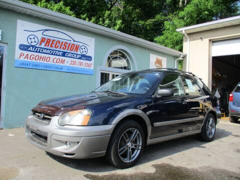 2005 Subaru Impreza for sale at Precision Automotive Group in Youngstown OH