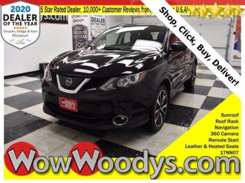 2017 Nissan Rogue Sport for sale at WOODY'S AUTOMOTIVE GROUP in Chillicothe MO