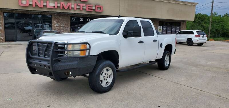 2012 GMC Sierra 1500 for sale at WHOLESALE AUTO GROUP in Mobile AL