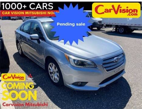 2015 Subaru Legacy for sale at Car Vision Buying Center in Norristown PA