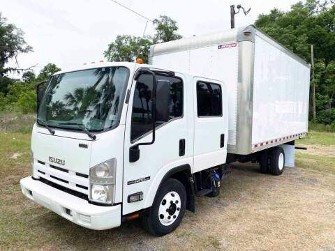 2015 Isuzu NPR HD for sale at Scruggs Motor Company LLC in Palatka FL