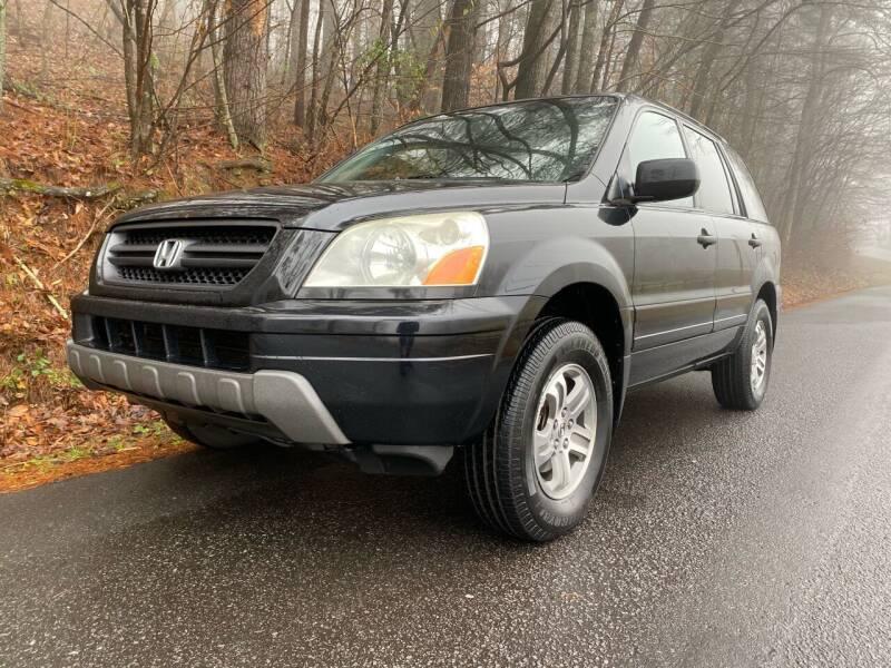 2003 Honda Pilot for sale at Lenoir Auto in Lenoir NC
