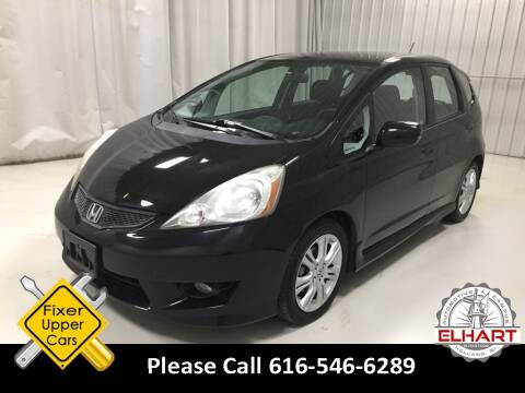 2011 Honda Fit for sale at Elhart Automotive Campus in Holland MI