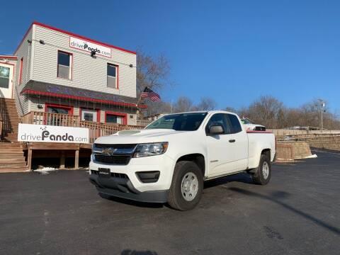 2017 Chevrolet Colorado for sale at DrivePanda.com Joliet in Joliet IL