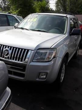 2008 Mercury Mariner for sale at Al's Linc Merc Inc. in Garden City MI