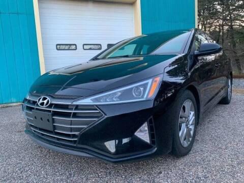 2020 Hyundai Elantra for sale at Harbor Auto Sales in Hyannis MA
