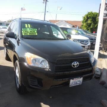 2011 Toyota RAV4 for sale at Luxor Motors Inc in Pacoima CA