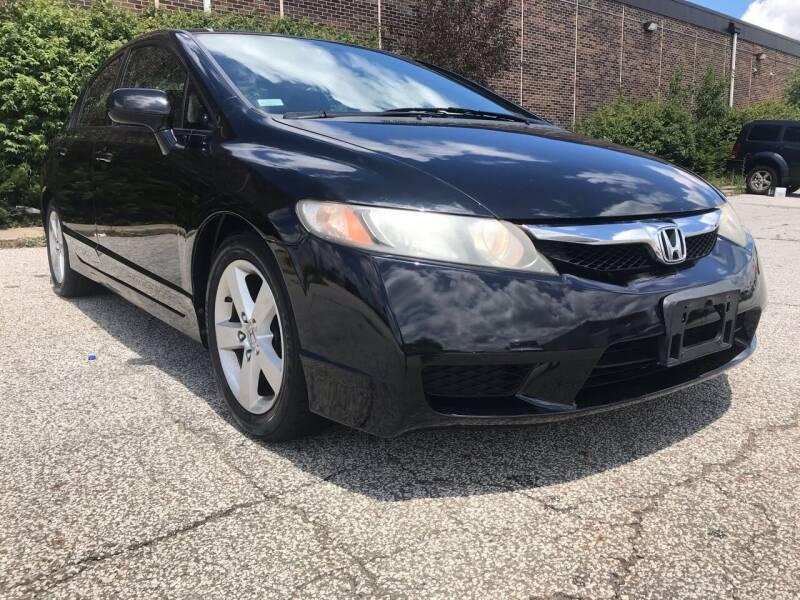 2010 Honda Civic LX-S 4dr Sedan 5A - Cleveland OH