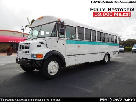 1995 International 3600 for sale at Town Cars Auto Sales in West Palm Beach FL