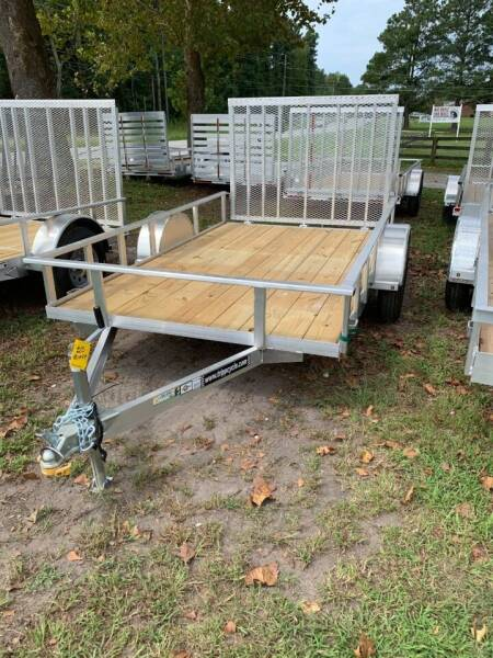 2021 New Carry-On 6x10 AGW Utility Trailer for sale at Tripp Auto & Cycle Sales Inc in Grimesland NC