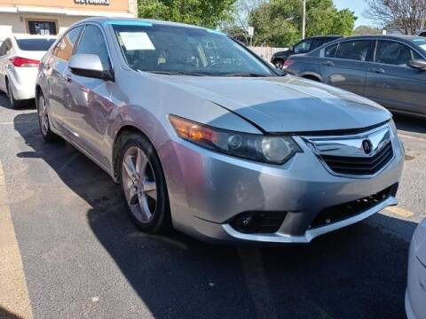 2012 Acura TSX for sale at Auto Plaza in Irving TX