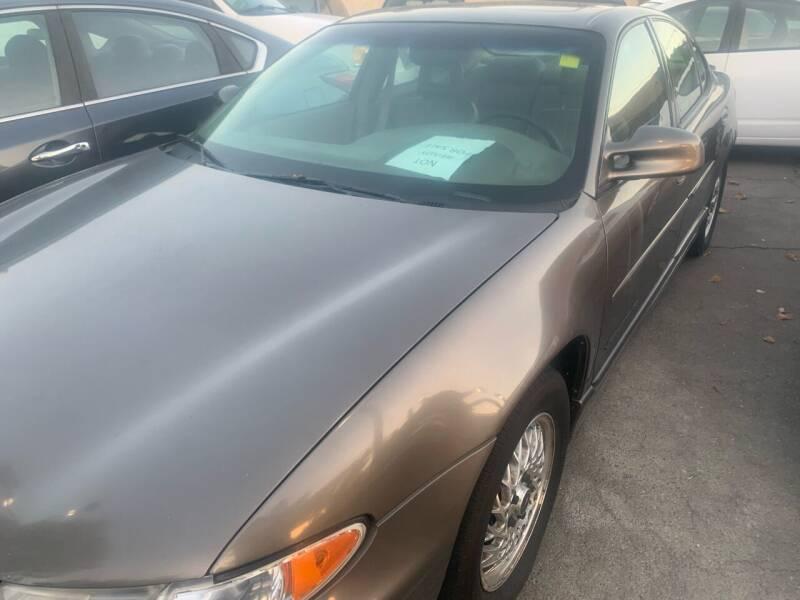 2000 Pontiac Grand Prix for sale at River City Auto Sales Inc in West Sacramento CA