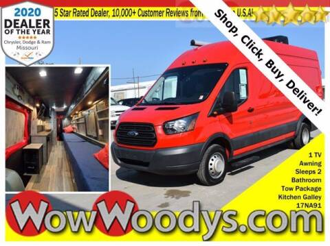 2017 Ford Transit Cargo for sale at WOODY'S AUTOMOTIVE GROUP in Chillicothe MO