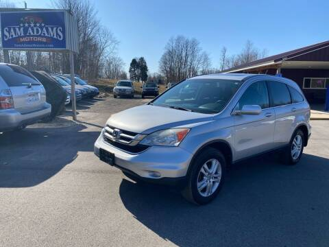 2010 Honda CR-V for sale at Sam Adams Motors in Cedar Springs MI