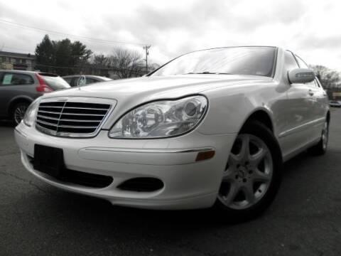 2004 Mercedes-Benz S-Class for sale at DMV Auto Group in Falls Church VA