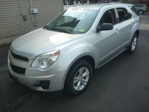 2011 Chevrolet Equinox for sale at Pinto Automotive Group in Trenton NJ
