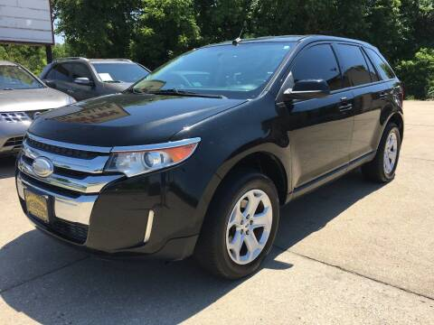 2013 Ford Edge for sale at Town and Country Auto Sales in Jefferson City MO