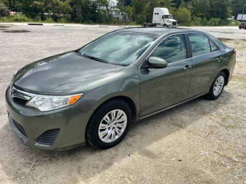 2012 Toyota Camry for sale at Hwy 80 Auto Sales in Savannah GA