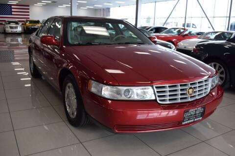 2000 Cadillac Seville for sale at Legend Auto in Sacramento CA