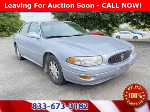 2005 Buick LeSabre for sale at Glenbrook Dodge Chrysler Jeep Ram and Fiat in Fort Wayne IN