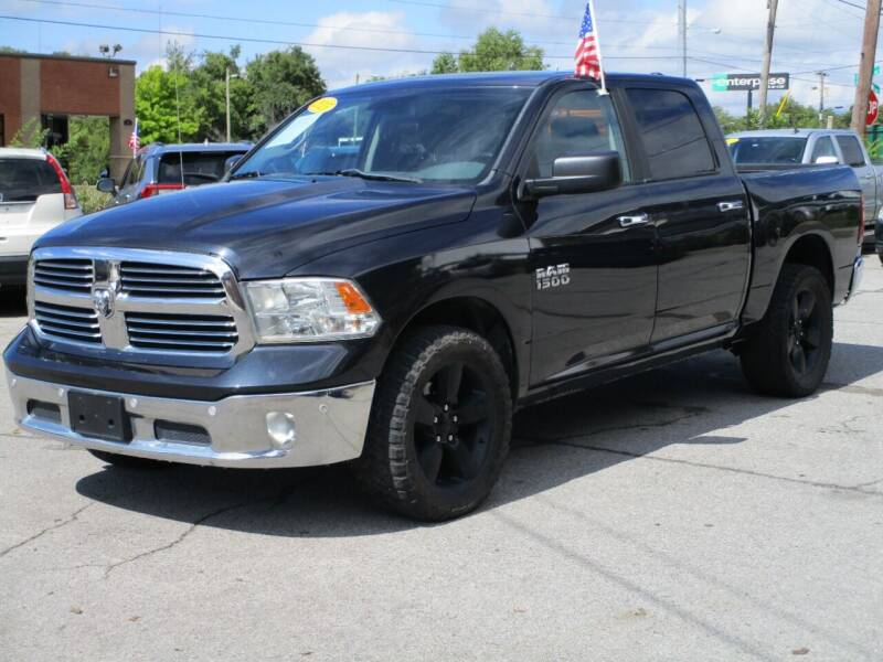 2015 RAM Ram Pickup 1500 for sale at A & A IMPORTS OF TN in Madison TN