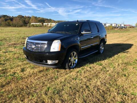 2007 Cadillac Escalade for sale at Unique Auto Sales in Knoxville TN