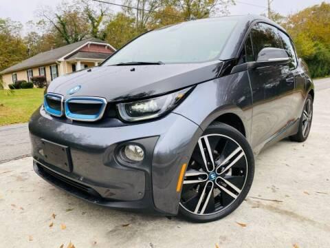 2017 BMW i3 for sale at E-Z Auto Finance in Marietta GA