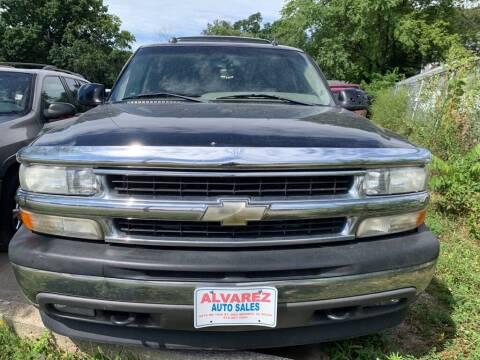 2005 Chevrolet Tahoe for sale at ALVAREZ AUTO SALES in Des Moines IA