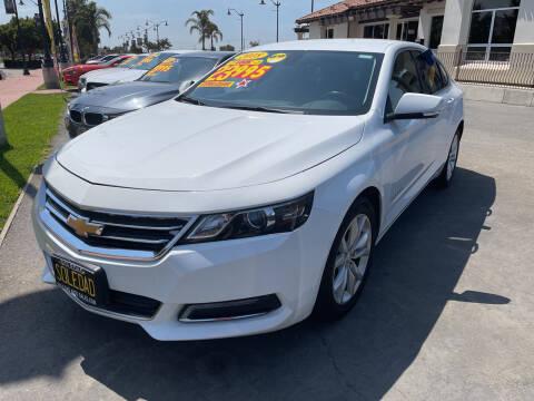 2018 Chevrolet Impala for sale at Soledad Auto Sales in Soledad CA